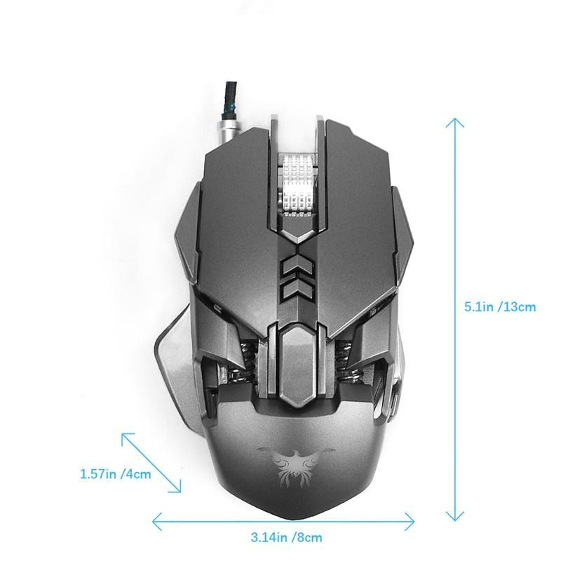 RGB Tunable Gaming Mouse
