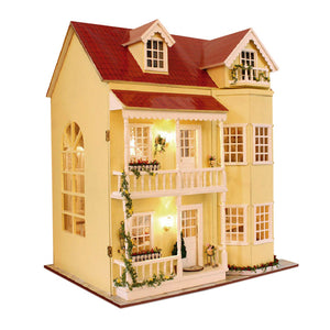 DIY Dollhouse - Fairy Tale Homestead - Toys & Games - Toys - Dolls, Playsets & Toy Figures - Dollhouses - PlayAge