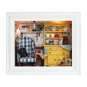DIY Dollhouse - Photo Frame - Summer Afternoon - Toys & Games - Toys - Dolls, Playsets & Toy Figures - Dollhouses - PlayAge