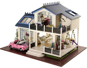 DIY Dollhouse - House in Provence - Toys & Games - Toys - Dolls, Playsets & Toy Figures - Dollhouses - PlayAge