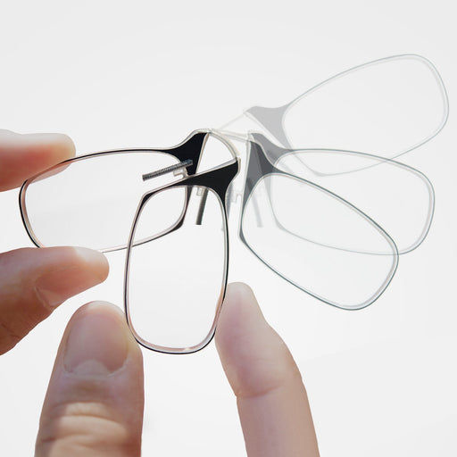 Thin Optical Reading Glasses