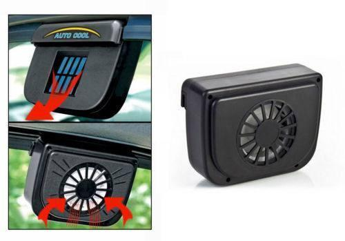 Solar Automatic Car Cooler quality