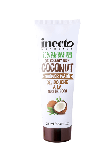 Inecto Pure Coconut Deliciously Rich Shower Creme