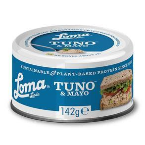 Loma Linda Tuno Vegan Tuna in Mayonnaise