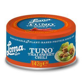Loma Linda Tuno Vegan Tuna in Sweet Chilli Sauce