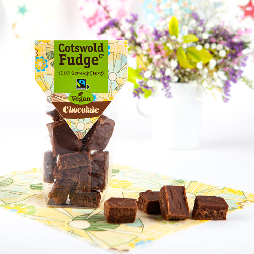 Cotswold Fudge Company Chocolate Fudge
