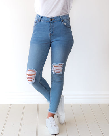 Coda Jeans - Light Wash