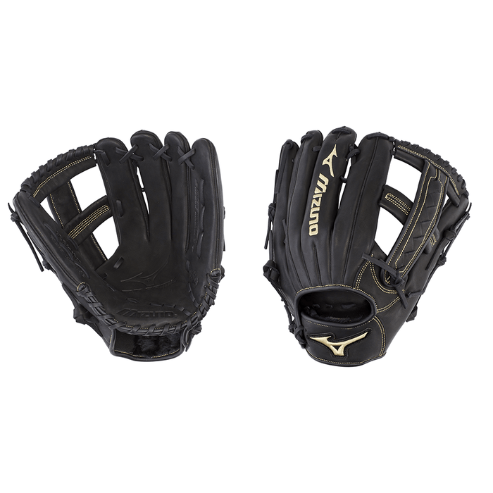 Mizuno MVP Series Slowpitch Softball Glove 12.5 Inch: GMVP1250P3S