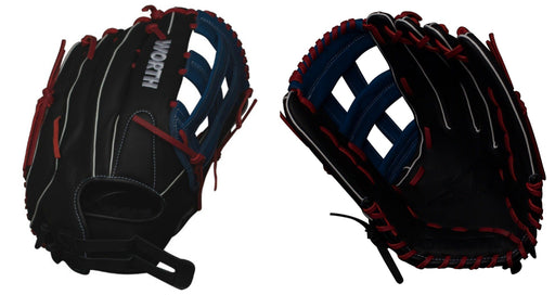 Worth XT Extreme 14 Inch Slowpitch Softball Glove: WXT140PH