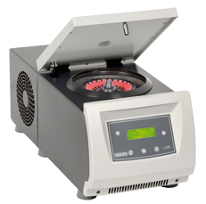 Biocen 22R - Microcentrifuge with Cooling System - Uniscience Corp.