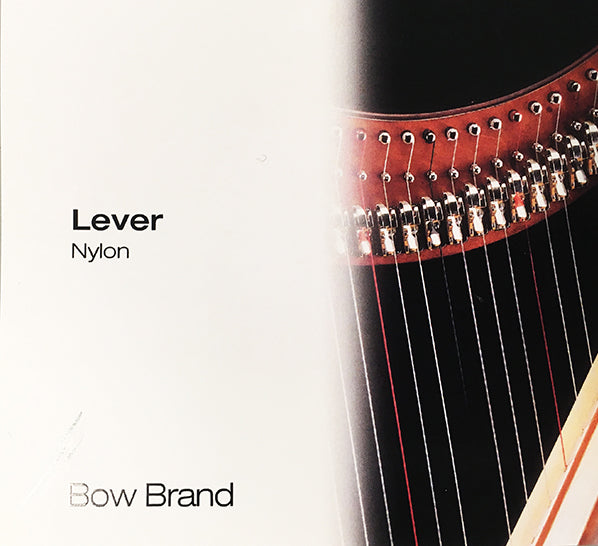 2nd Octave C - Lever Harp Nylon String by Bow Brand
