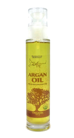 Auzoud Organic Cosmetic Argan Oil, 100ml