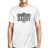 I'm A Proud Daddy Mens White Vintage Design - Smart gadget & Accessories,Baby & toy