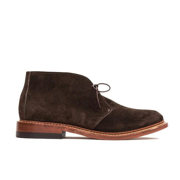 Campus Chukka, Chocolate Suede