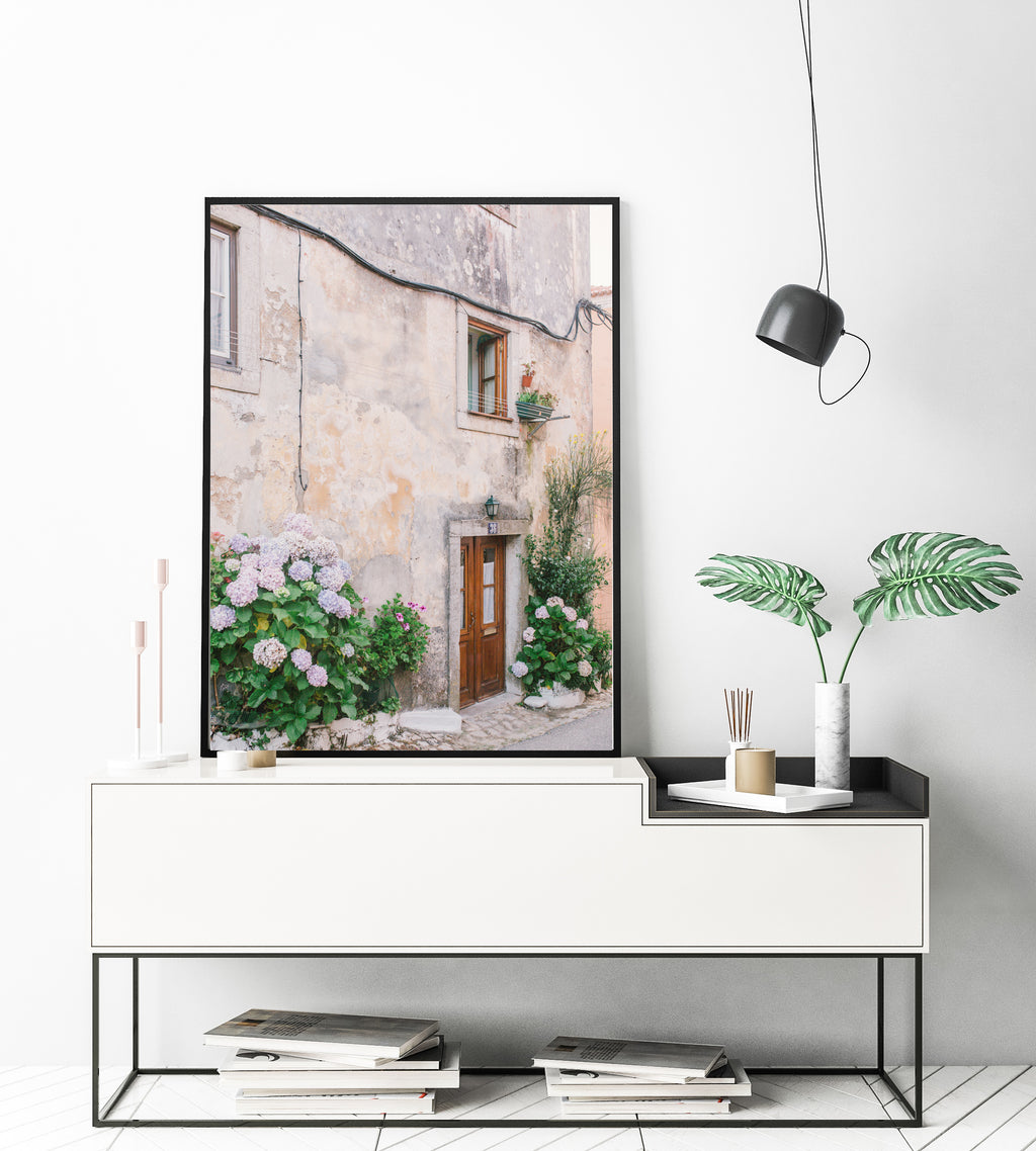 european apartment print