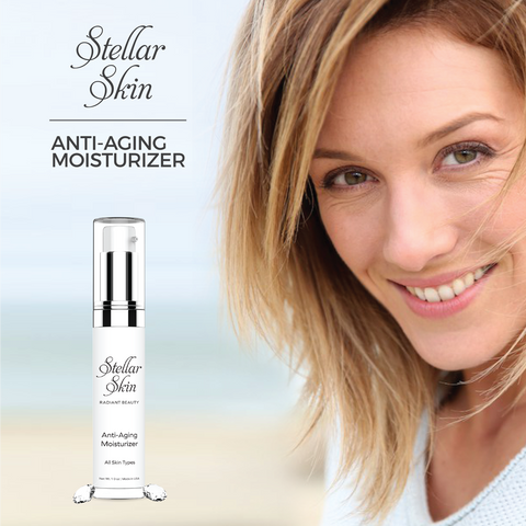 Image of Anti Aging Face Moisturizer