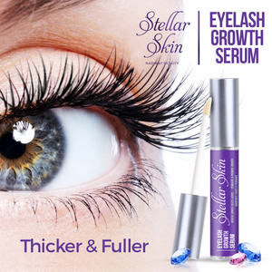 Natural Eyelash Growth Serum