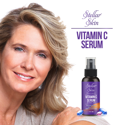 Natural Vitamin C Serum