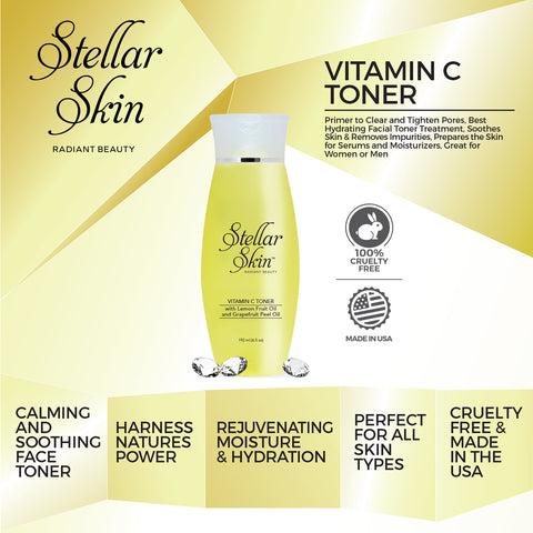 Vitamin C Face Toner