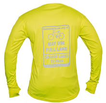 Men's Long-Sleeve Cycling Shirt - Universal