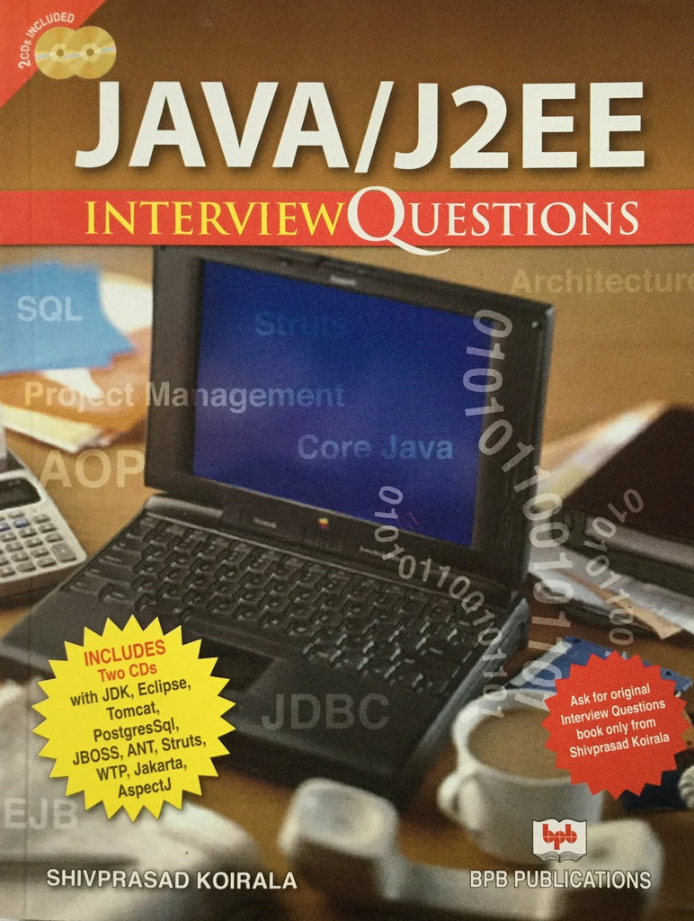 Java/J2EE Interview Questions By Shivprasad Koirala