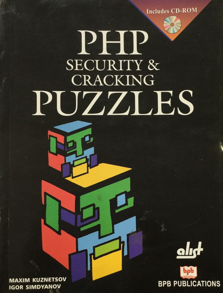 PHP Security & Cracking Puzzles By Maxim Kuznetsov, Igor Simdyanov