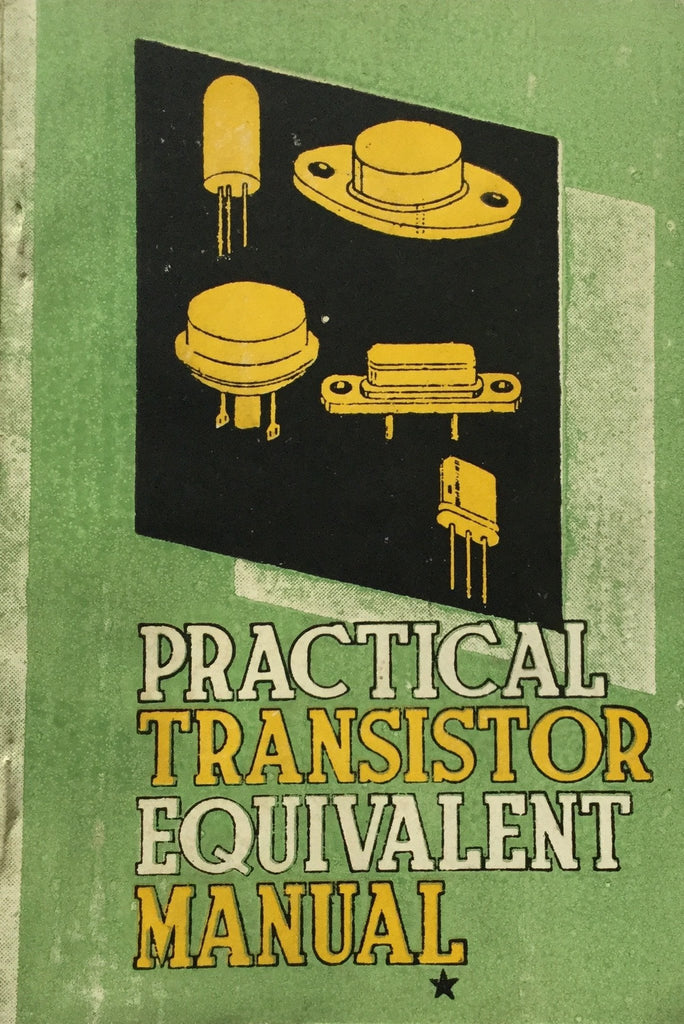 Practical Transistor Equivalent Manual By BPB