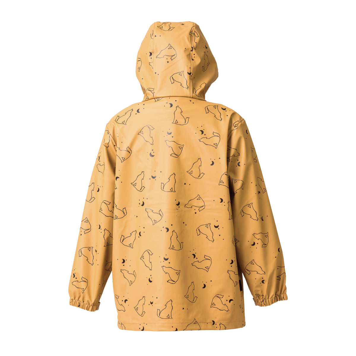 crywolf play jacket wolf children rain front