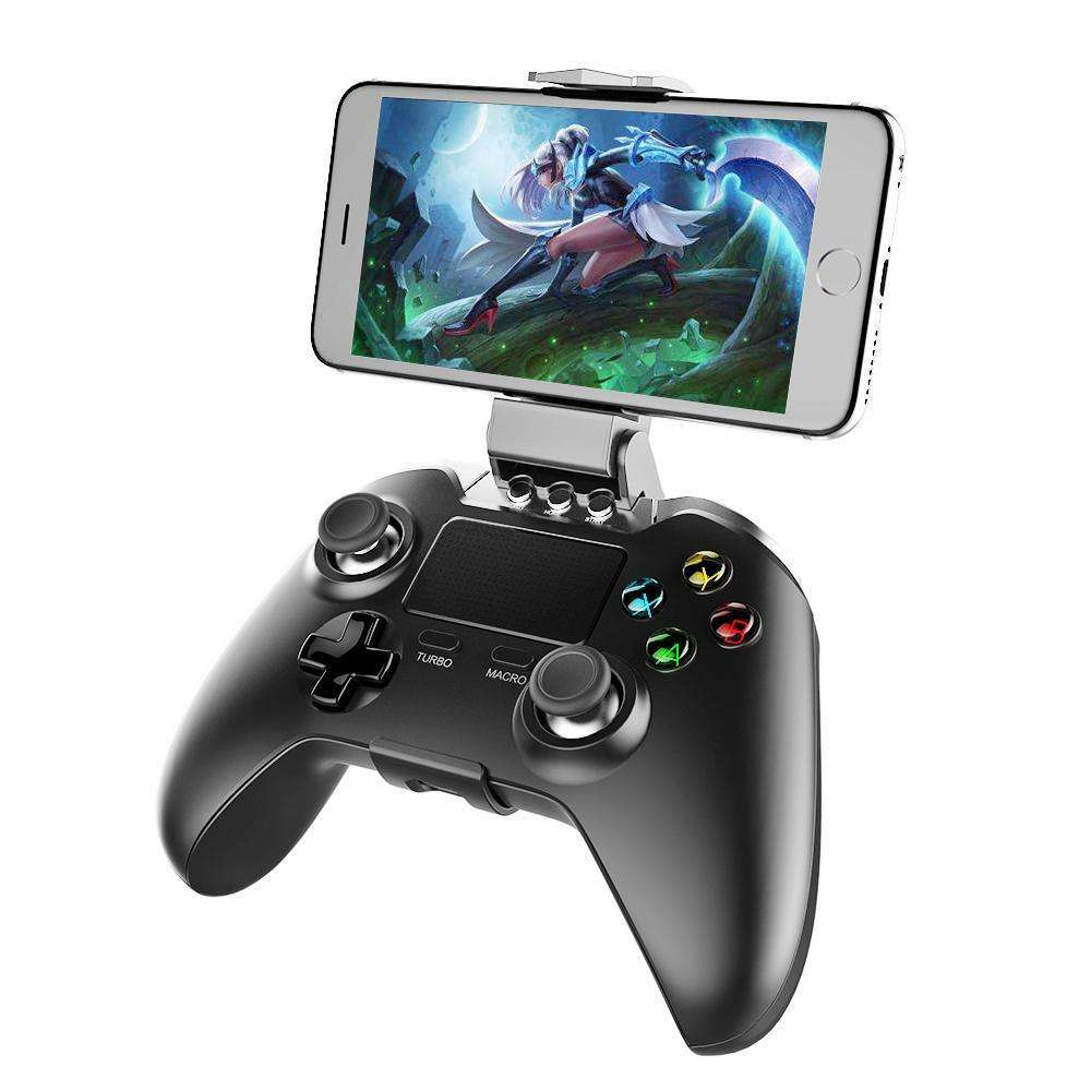 Play-X3 | Game Controller | Bluetooth | Touchable gamepad | PC, Mobile, Laptop | Turbo Function
