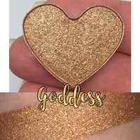 Goddess Pressed Heart Shaped Eyeshadow