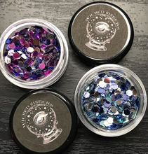 New! Loose Glitter Chunky Duo- Mystic Moon & Necromancy