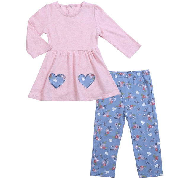 Tunic Baby Outfit Set