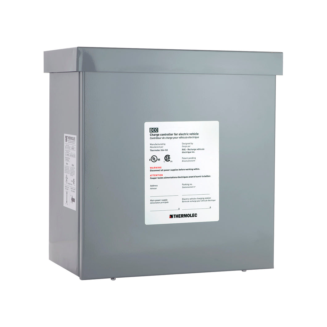 DCC-10-40A-3R | EV Energy Management System | 240/208V, Max 200A, 40A Breaker included, NEMA 3R Enclosure