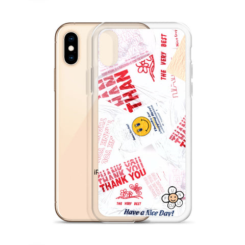 Take-Out iPhone Case (various sizes)