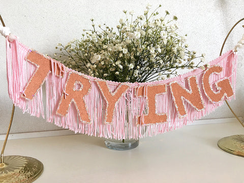 Trying Fringe Banner by FUN CULT
