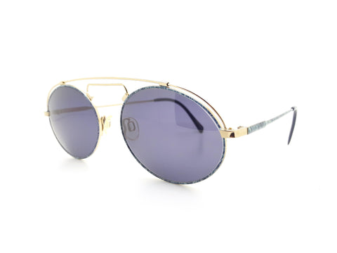 Actuell Couture Party 404 448 Gatsby Vintage Sunglasses Front