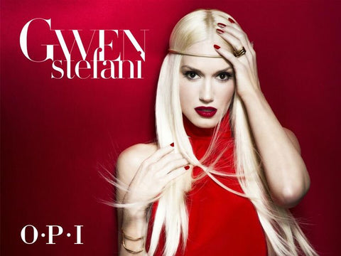 OPI Gwen Stefani Red Limited Edition Nail Polish