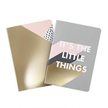 Zoella The Little Things Notebook Set