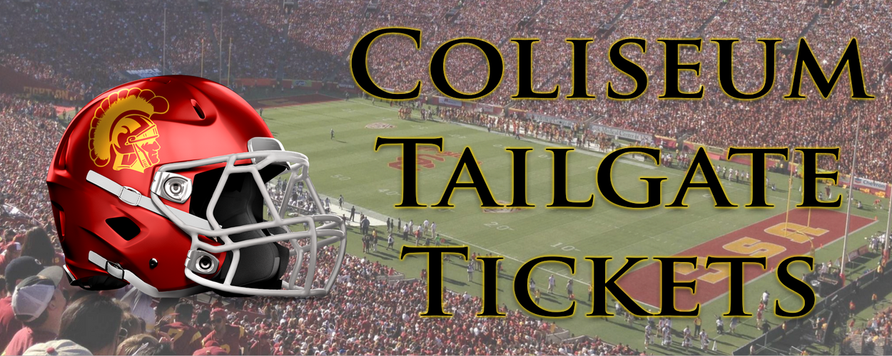 Coliseum Tailgate Tickets