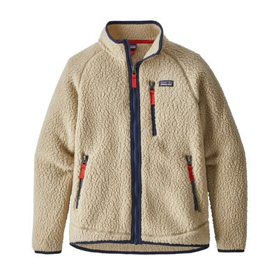 Patagonia Retro Pile Boys Fleece Jacket