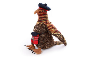 Dora Designs | Hamish the Golden Eagle Doorstop