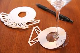 Put A Ring On It, Wine Glass Marker