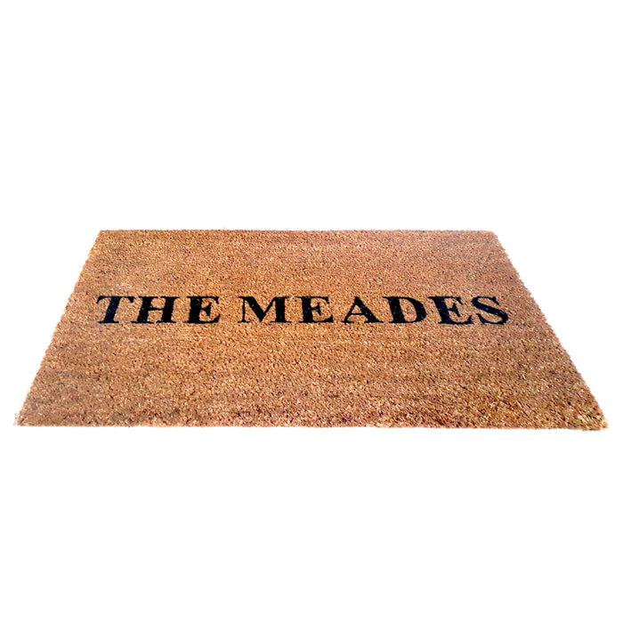 Customize your own Personalized Doormat(Design7)
