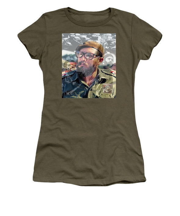 Loved Fidel - Women's T-Shirt