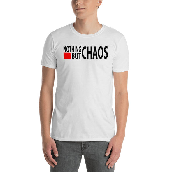 Nothing But Chaos Red Box T-Shirt