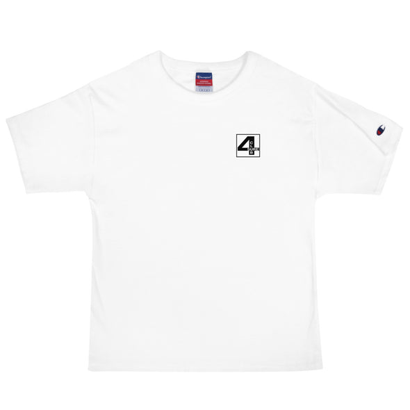 4 Sure Club  Fire x Champion T-Shirt