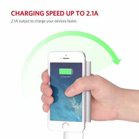 Pocket Portable Power Bank (1-2 charges)