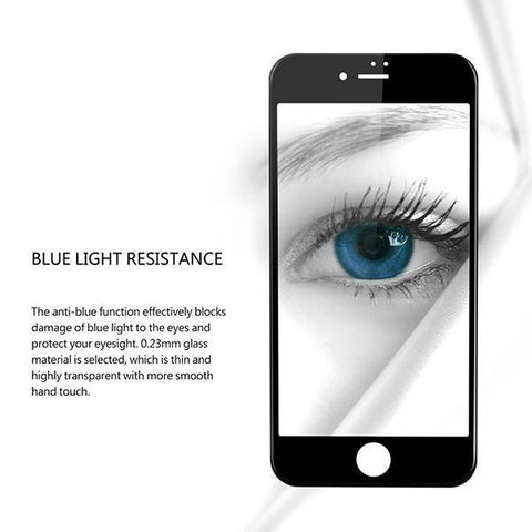 Full Screen Tempered Glass Luxury Screen Protector for iPhone 6 6s 7 7s