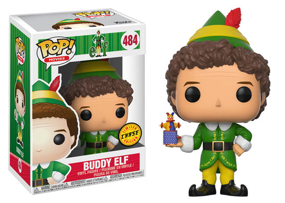 Pop! Movies: Elf - Buddy Elf (Chase) - Mom's Basement Collectibles