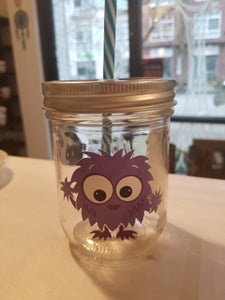 Monster Mason Jar ($25) Mason Jar Merchant